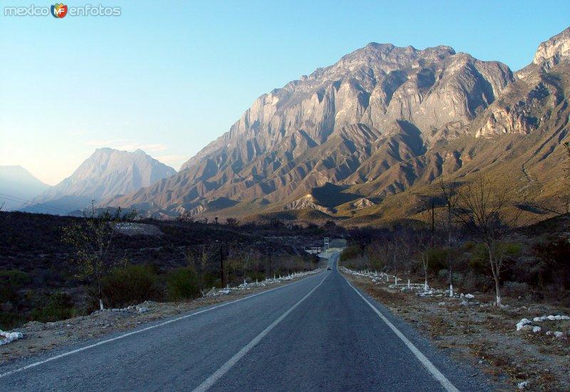 Carretera a Montemorelos