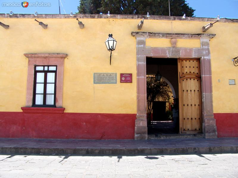 Casa de Miguel Hidalgo