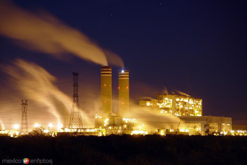 Central Termoeléctrica Carbón-II