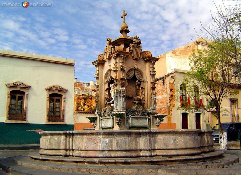 Fuente colonial