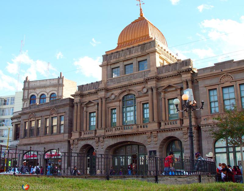 Teatro García Carrillo
