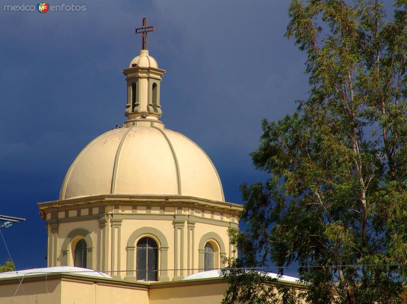 Cúpula de la Iglesia de Nuestra Señora de Guadalupe