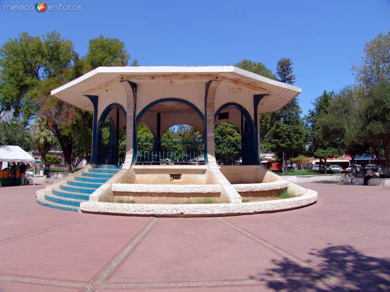 Plaza 6 de Abril