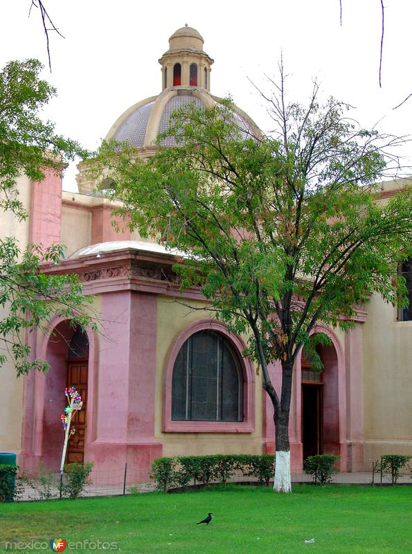 Misión de Santa María Magdalena