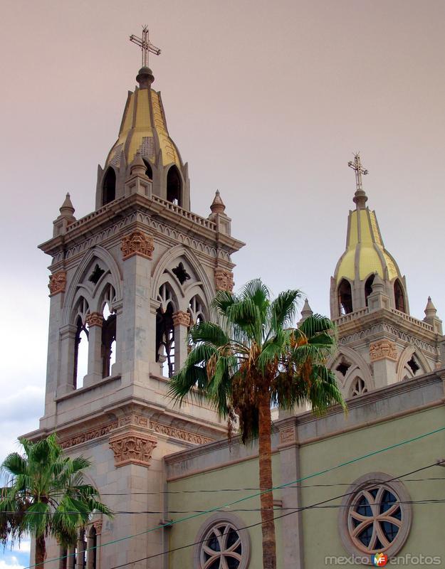 Torres del Templo