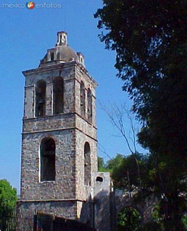 Campanario del ex Convento de San Francisco