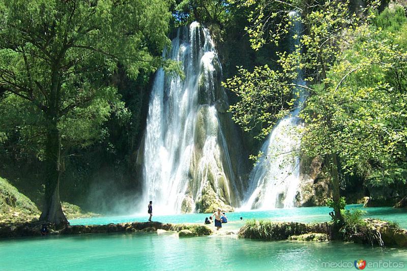 Cascada Minas Viejas