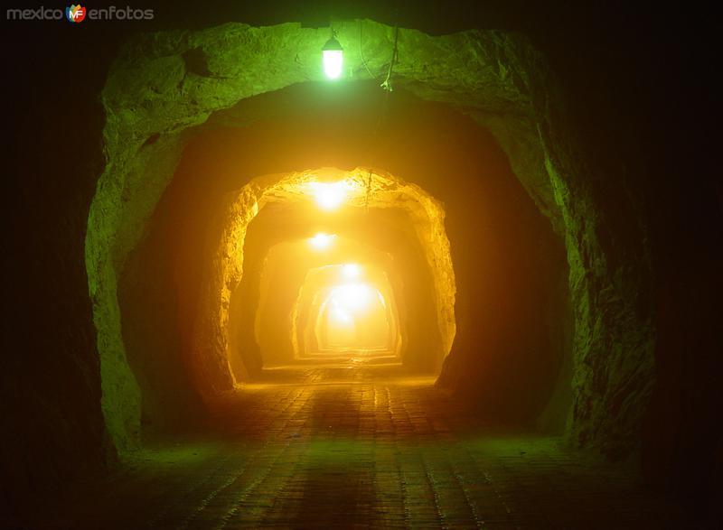 Túnel de Ogarrio