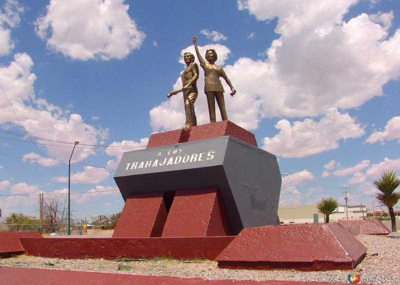 Monumento a los Trabajadores