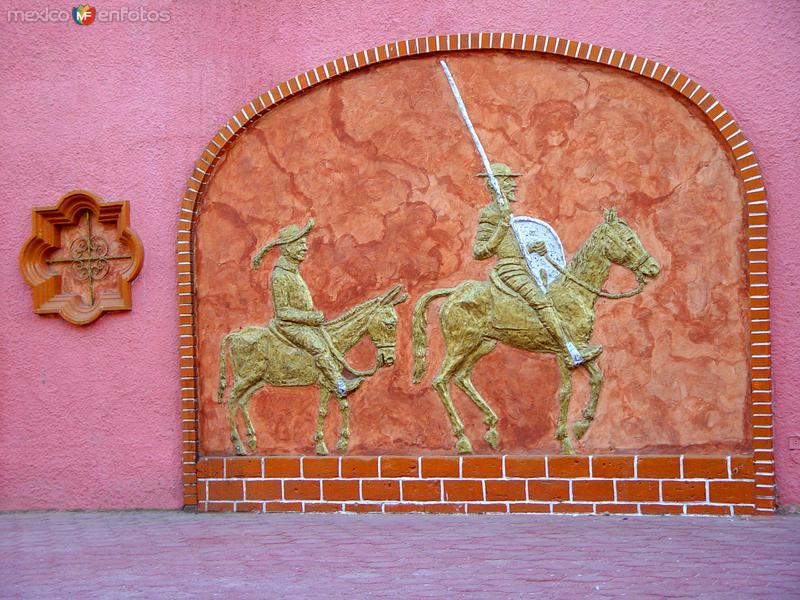 Callejón de Don Quijote