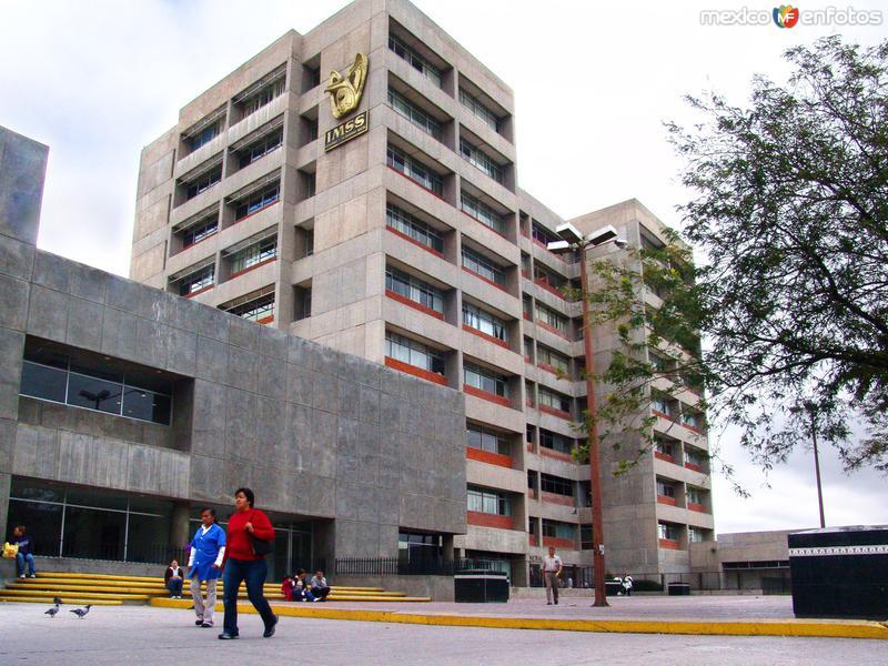 IMSS: Hospital General de Zona, No. 35