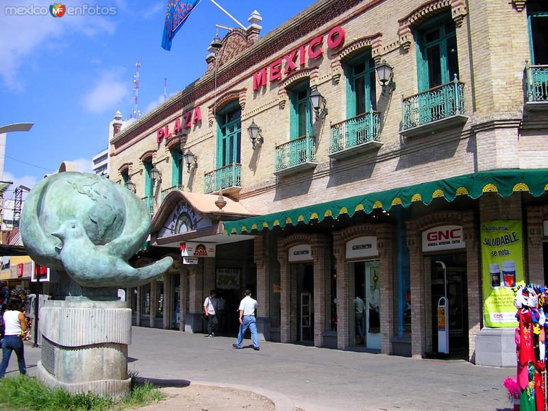 Edifcio Plaza México