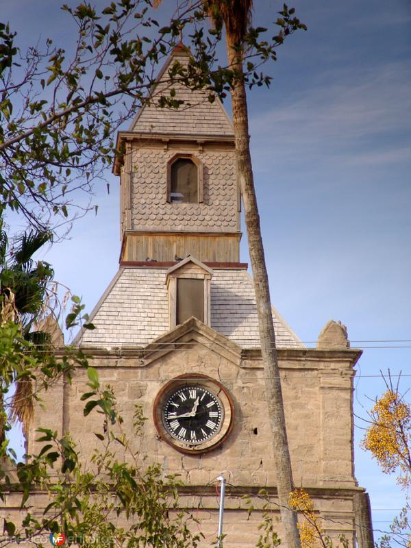 Reloj de la Parroquia de San José
