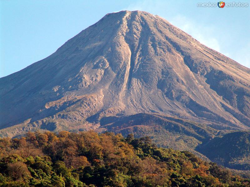 Volcán de Fuego de Colima