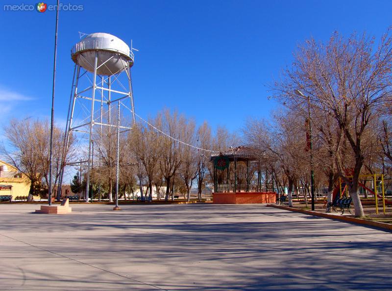 Plaza Abraham González