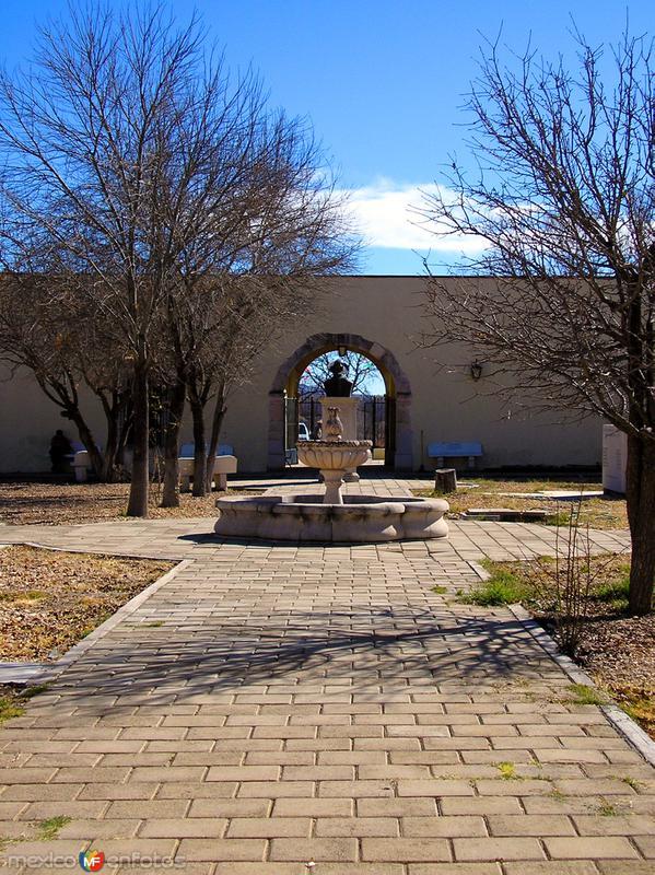 Ex Hacienda de Canutillo
