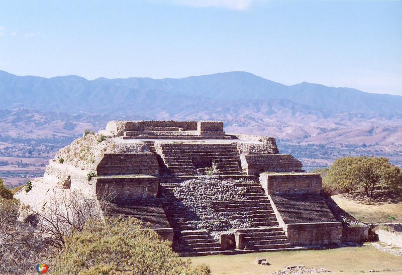 Pirámide Zapoteca