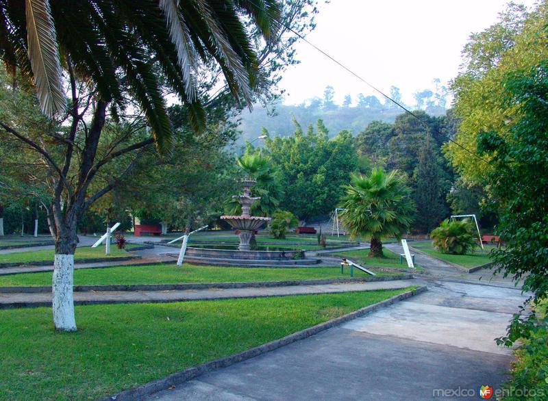 Parque del poblado de arriba