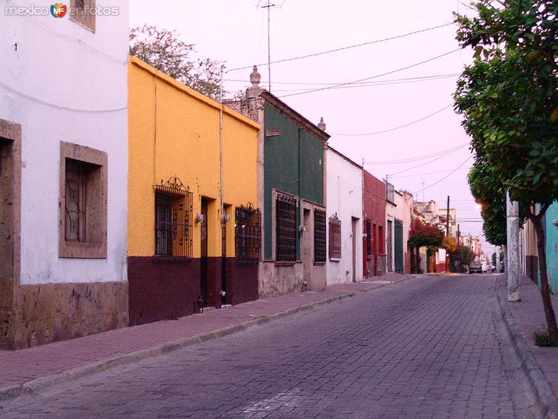 Calles de Tlaquepaque