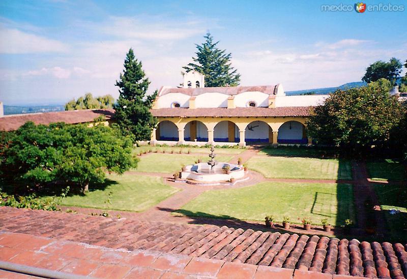 Hacienda de San Miguel de Contla