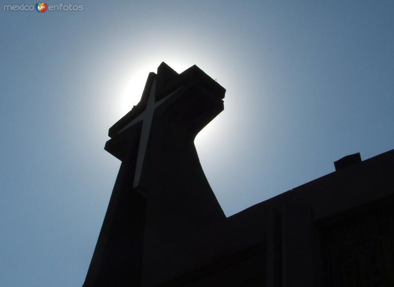 Cruz de la Basílica de Guadalupe