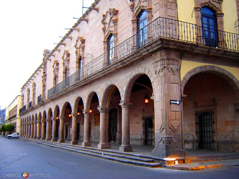 Palacio de Zambrano (Gobierno del Estado)