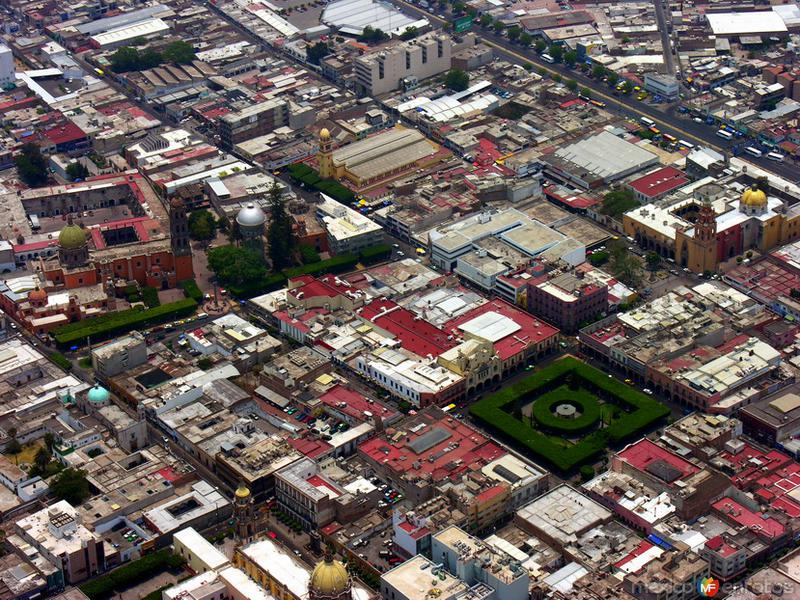 Centro histórico de Celaya