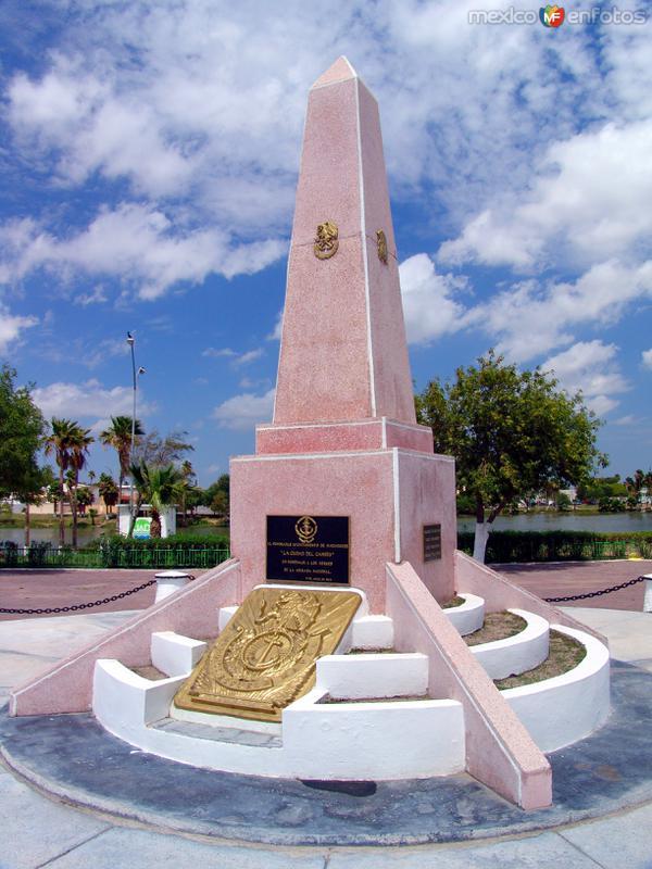 Monumento a los Caídos en la defensa de la Patria