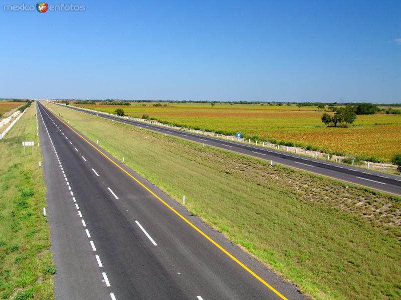 Autopista Matamoros - Reynosa (México-2)