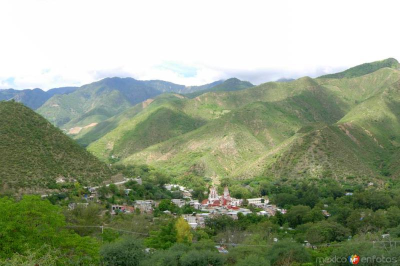 Sierra de Xichú