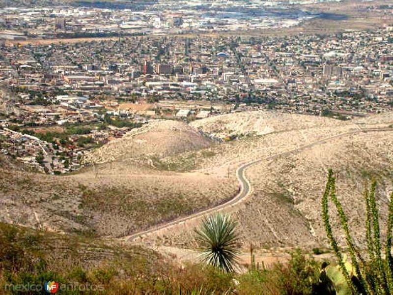 Camino al Cerro de las Noas