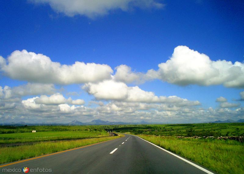 Autopista Cuauhtémoc - Chihuahua (México-16)