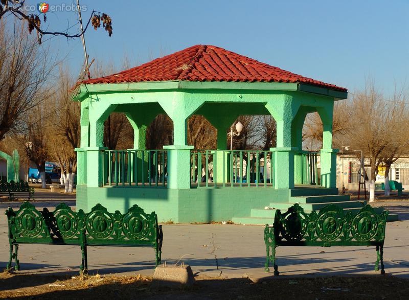 Plaza Principal de El Porvenir