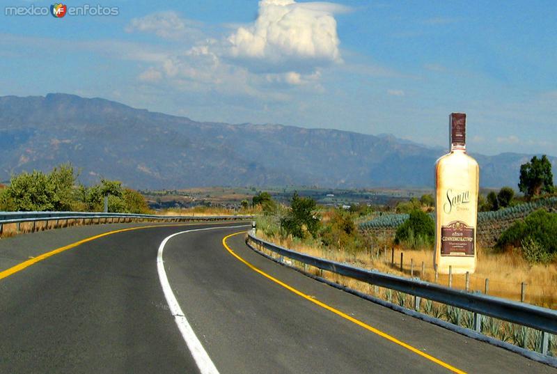 Carretera a Tequila