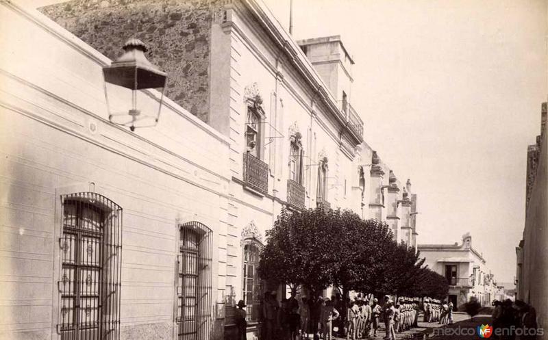 Casa de Maximiliano