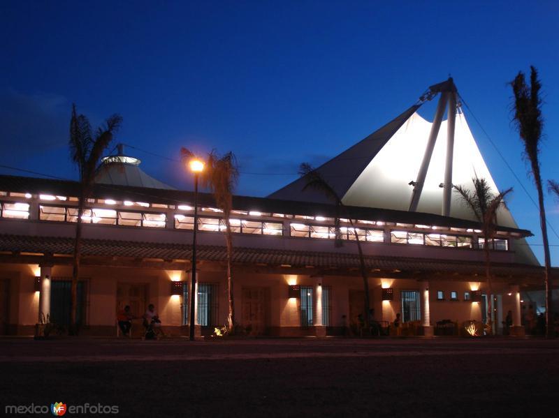 Edificio de exposiciones