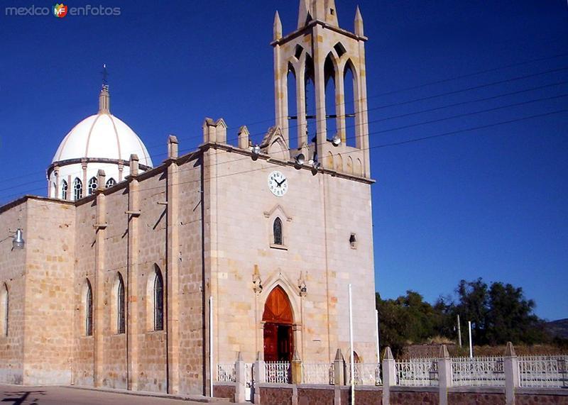 Iglesia de Salitrillo