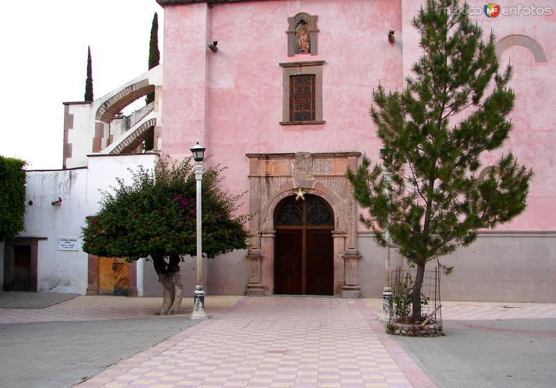 Templo de Neutla