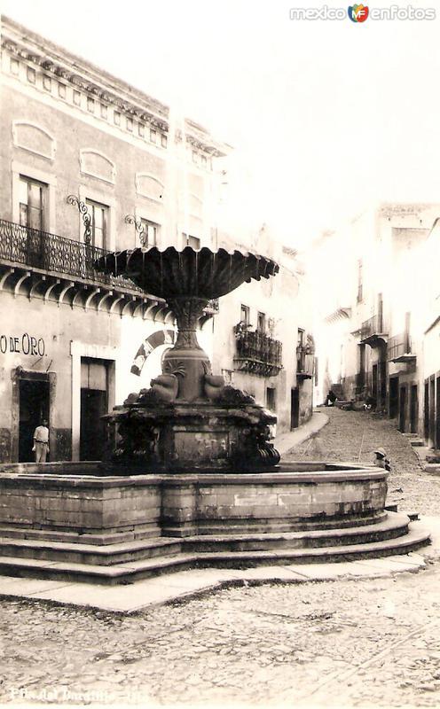 Fuente del Baratillo