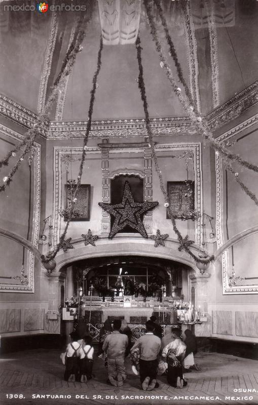 Santuario del Sr. del Sacromonte