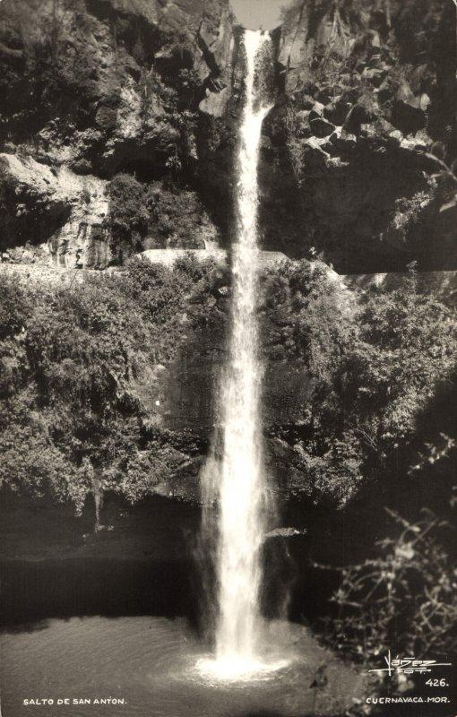 Salto de San Anton.