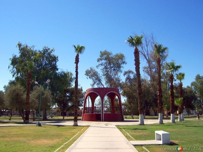 Parque Sansón Flores