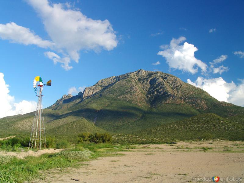 Cerro Boludo