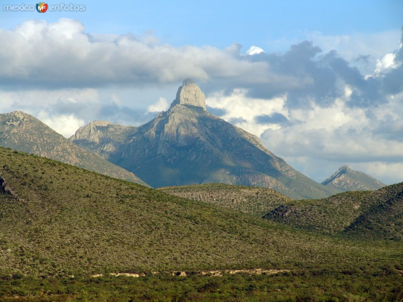 Cerro Picacho Candela