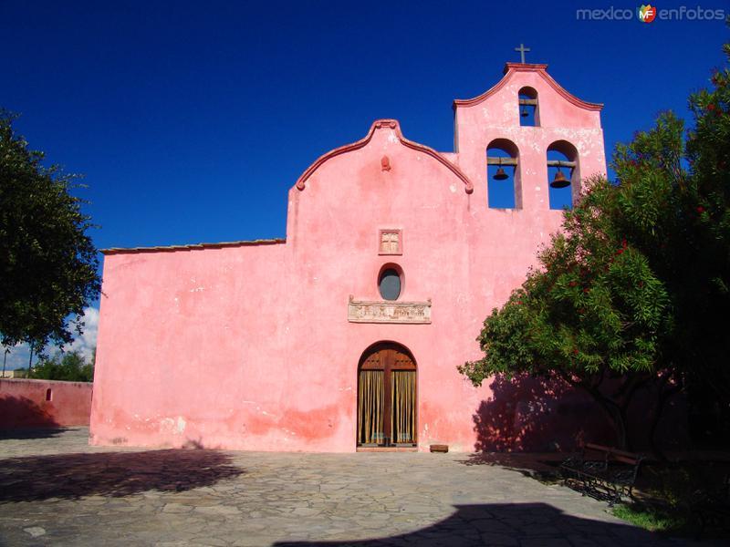 Misión de Santa María de los Dolores
