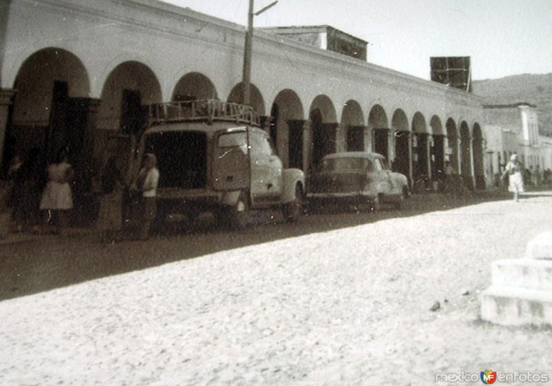 Primer portal de Villa Corona (1940)