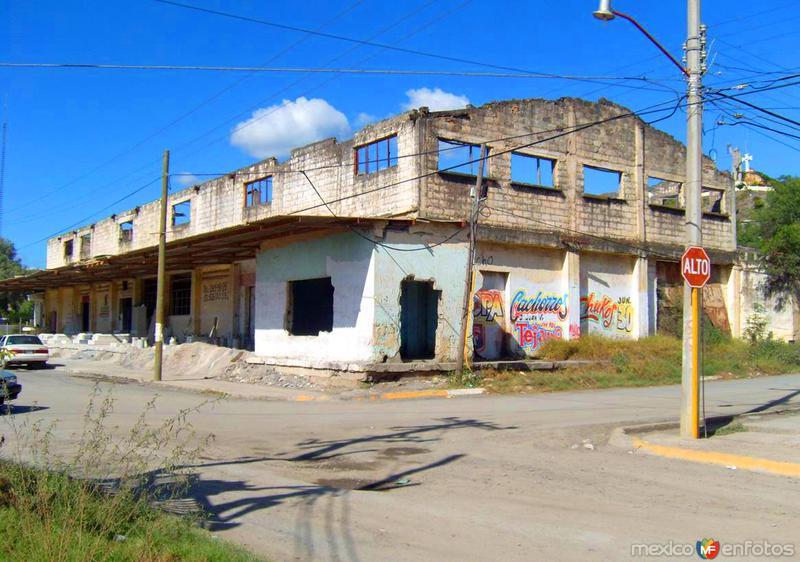 Antigua Empacadora de Naranjas Nuevo León