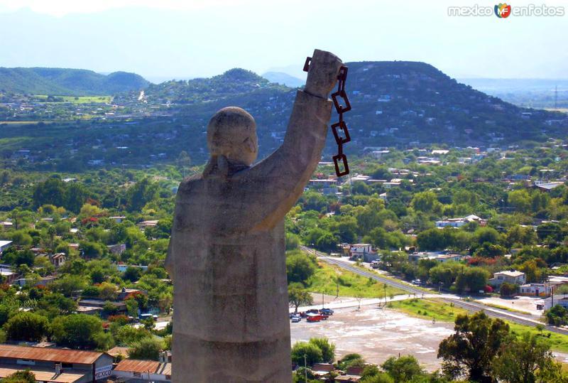 Monumento a José María Morelos y Pavón
