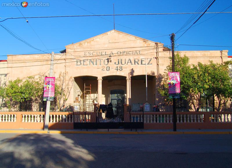 Escuela Primaria Benito Juárez