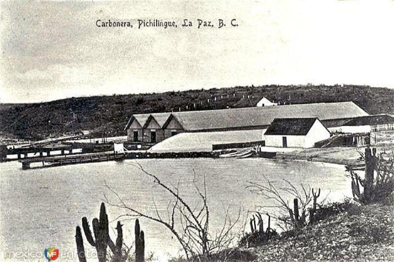 Carbonera en Pichilingue
